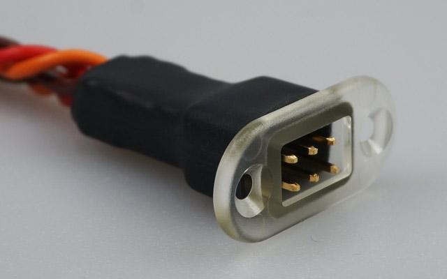 EMCOTEC JR-Gehäuse, Stiften en behuizing 10x  A85018