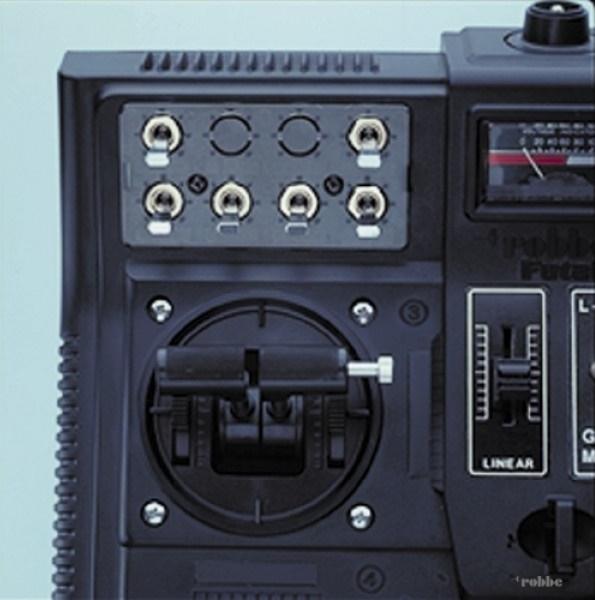 FUTABA  F1564 NAVY TWIN STICK for F14-FC16  P-TFRT1564
