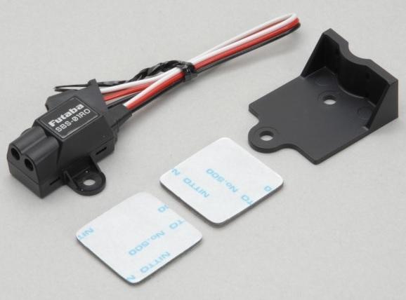 Futaba RMP Toerental sensor Optisch Telemetrie SBS01RO