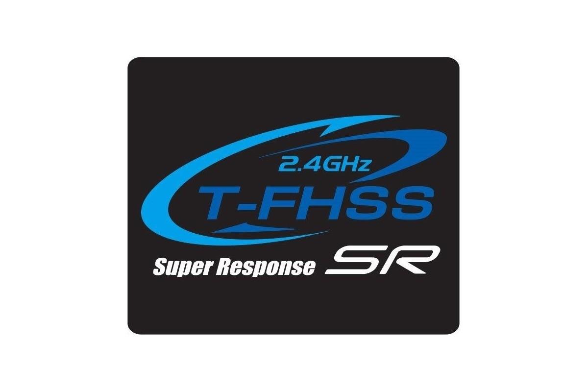 FUTABA T7XC 2.4GHz + R334SBS T-FHSS SR, P-CB7XC