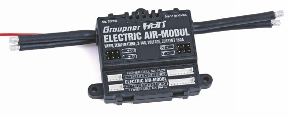 General Air Module 2-14S, Vario GRAUPNER 33620