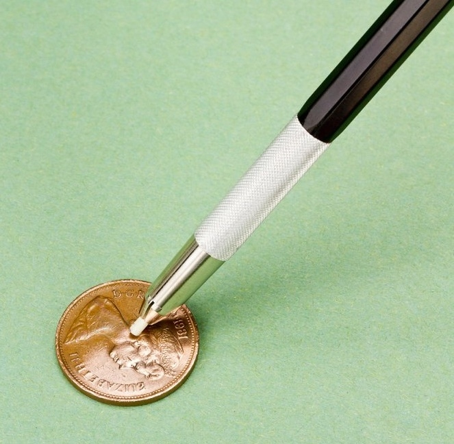 Glasvezelpen 2mm voor reinigen soldeerkontakten PBU2137