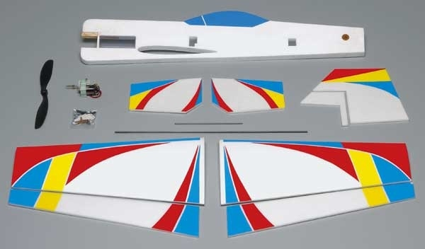 GPMA1190 Great Planes ELECTRIFLY - YAK 55 3D EP ARF plane
