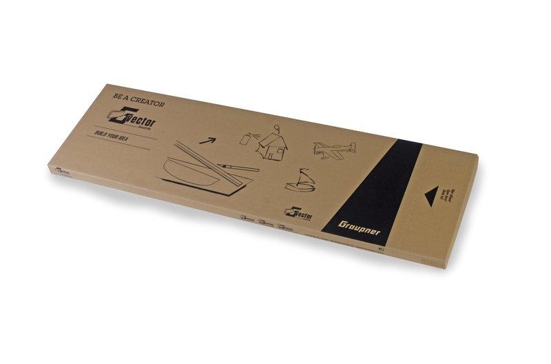 GRAUPNER 13300.2,0 Vector Boards 2,0 mm 1000x300mm VE15