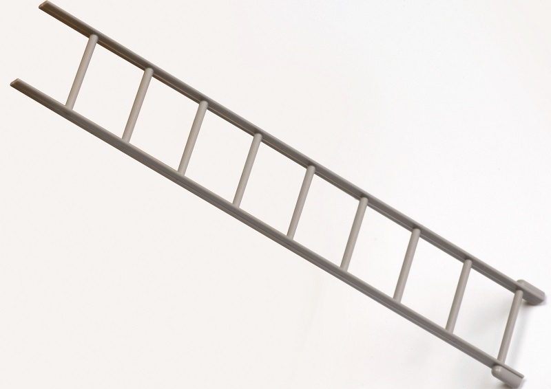 Graupner 306 trap, stepladder 140x22mm 2 stuks