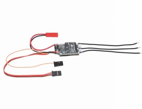 Graupner 33718 BRUSHLESS CONTROL + T18 BEC JR