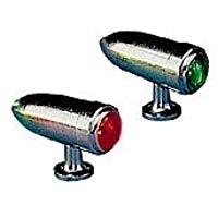 Graupner 352.23 Positionslaterne 23 mm lang, 3 V Rood-Groen
