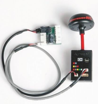 Graupner 48326.3 5P MOLEX TX Stecker zu TIN Kabel Fatshark