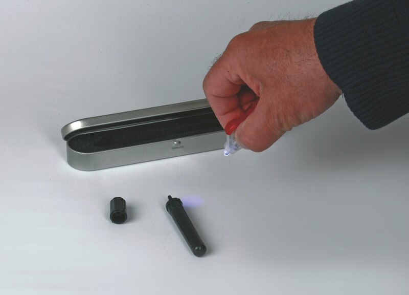Graupner Liquid Repair transparant Ultraviolet harding 537