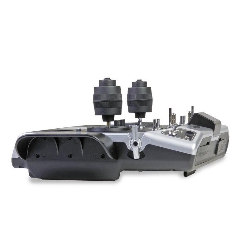 Graupner S1033.77 MC-28 4D knuppels Graupner HoTT 16 ch