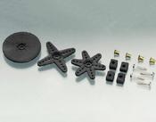 Futaba Robbe Standaard Servo Accessorie zakje P-AB1022