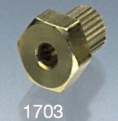 Robbe Super Navy  adapter 4mm  nr. 1-1703 Envelop
