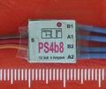 CTI PS4b8 mini MULTI-SWITCH  4-kanaals -4Amp op 1CH