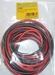 Silicone draad ROOD/ZWART 6,0mm2  4meter nr. 55063 Envelop