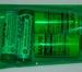 Krimpkous PVC voor Accupack 2:1  69mm plat rond 42mm Blank Envelop