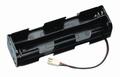 Zender batterijbox F-FC-Serie OUD  8x mignon AA cellen F1340