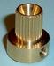 Raboesch koppeling aansluitstuk 2,3mm R106-03