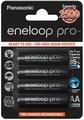 Panasonic Eneloop PRO BK-3HCDE/4BE 4 x AA 2500mAh Envelop