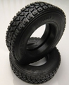 Wedico Thicon 1:16 terrain tires narrow 2 pieces +/-22mm Envelop