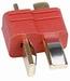 DEAN T-plug Gold ULTRA Grip MALE 1x  Envelop