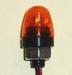 Pistenking Zwaailamp Orange Rond, schroefbaar  4-12V , 1:16  Envelop