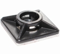 Kabelbinder Plakzadel 19x19mm ZWART 3,6mm Tyreb Envelop