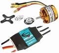D-Power AL28-14 Set incl. Regler