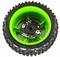 GTPower Dynamic Wheel LED Lights Set for Drift Cars Blue