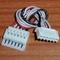 LIPO adapterkabel 5 cell EH naar XH siliconen 10cm nr. 58493 Envelop