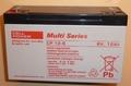 Lood gel accu 6V-12Ah  YU12-6, Cellpower Pakket