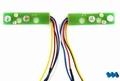 Carson 907390 MAN achterlicht platine 12 Volt Tamiya Envelop