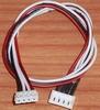 LIPO 3S EH verlengkabel 30cm silikon 0,35mm2  RCP-57003 Envelop