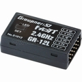 Graupner GR-12L HOTT 6 channel ontvanger nr. S1012.lose Envelop