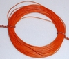 PVC Litze 1-aderig zeer dun-soepel 0,055mm2  OR10M 51427  Envelop