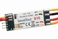 ServoNaut S10 regelaar Universeel 10A 7,2V-12V of 2-3S LiPo Envelop