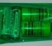 Krimpkous 20cm voor Accupack 2:1  69mm plat rond 42mm ZWART Envelop