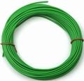 PVC Litze 1-aderig dun soepel 0,14mm2  GROEN 10M nr.51414 Envelop