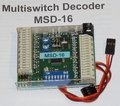 Beier MSD-16 Multiswitch decoder 16+2