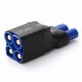 Verloopstekker Kurz adapter EC3-seriell, 1 St 84051