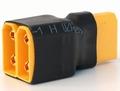 Verloopstekker Kurz adapter XT90-parallel, 1 St 84046 Envelop