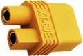 Verloopstekker Kurz adapter XT60 Male-EC3 female, 1 St 84042 Envelop