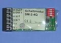 Beier SM-2-4Q Schakelmodul 10Amp , 4x ingang 2-15V  Envelop
