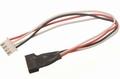 Balanceer Verleng Kabel 15cm 3x0,25mm2  XH 3S LiPo, BEEC1202 Envelop