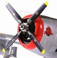 FMS Propellor FMSAC119 FOR 1700MM  P51 Spitfire Envelop