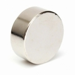 Magneet neodymium schijf 6x1mm  77011 Envelop
