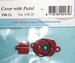 Raboesch Bow Thruster mini revisi set 108-21 Envelop