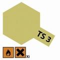 Tamiya 85003, TS-3 Beige 100ml Spray Pakket
