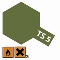Tamiya 85005, TS-5 Olive Drab I 100ml Spray Pakket
