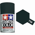 Tamiya 85006, TS-6 Mat zwart 100ml Spray Pakket