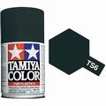 Tamiya 85006, TS-6 Mat zwart 100ml Spray Pakket